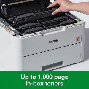 Impresora laser color Brother HLL3210CW