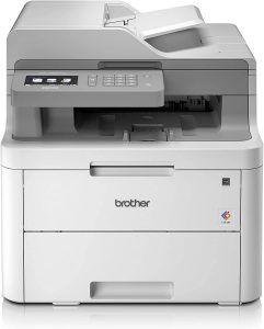 Impresora laser color multifuncion Brother