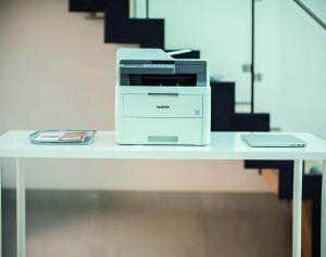 Impresora laser color multifuncion Brother DCP 3550CDW