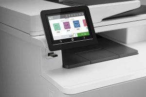 Impresora Color LaserJet Pro M479dw