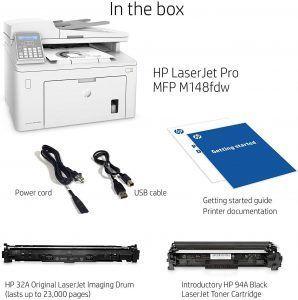 Impresora HP Laserjet Pro M148fdw