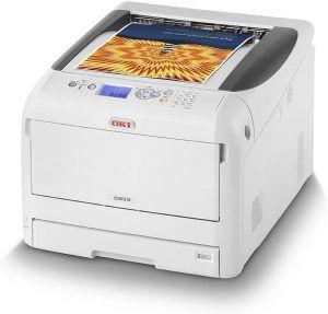 Impresora laser OKI