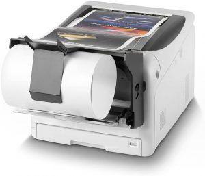 Impresora laser OKI C833dn