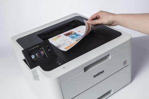 Impresora laser color Brother HL