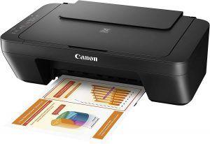 Impresora chorro tinta Canon Pixma