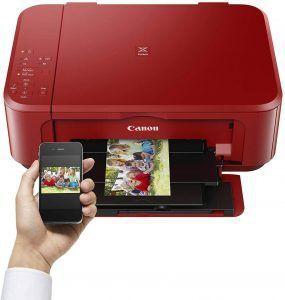 Impresora inyeccion tinta Canon Pixma MG3650S